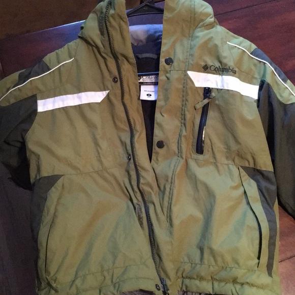 Other - Boys size 8 Columbia jacket